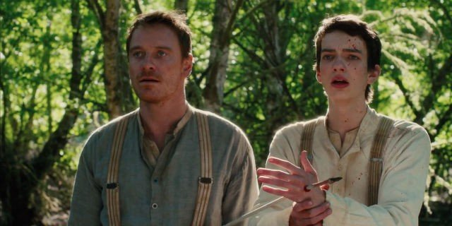 Slow West (Blu-ray) : DVD Talk Review of the Blu-ray