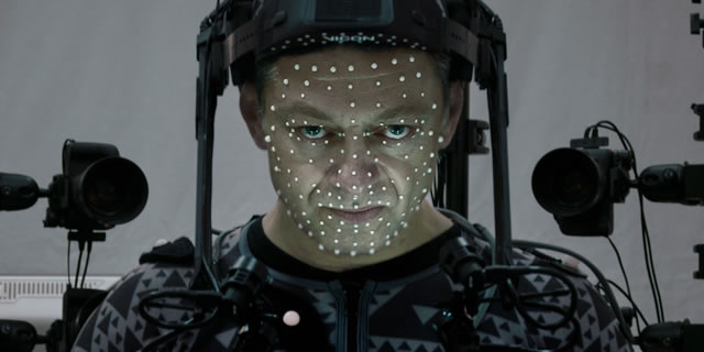 Who will Andy Serkis play as part of the Star Wars: The Force Awakens cast?