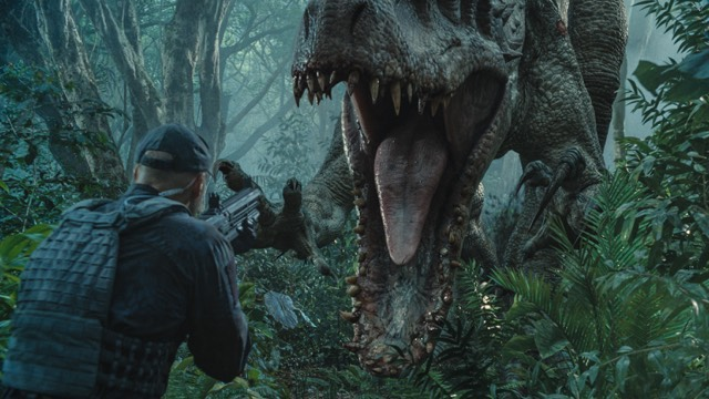 Jurassic World Friday Box Office