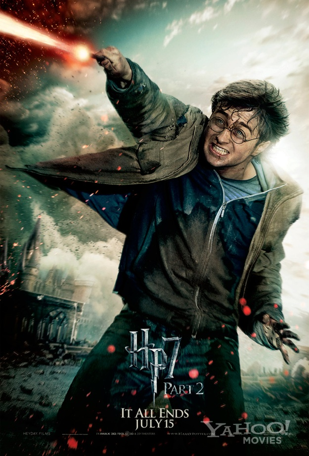 11 New Harry Potter Ch...
