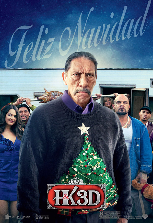 8 new posters for a very harold kumar 3d christmas comingsoonnet - Harold And Kumar 3d Christmas