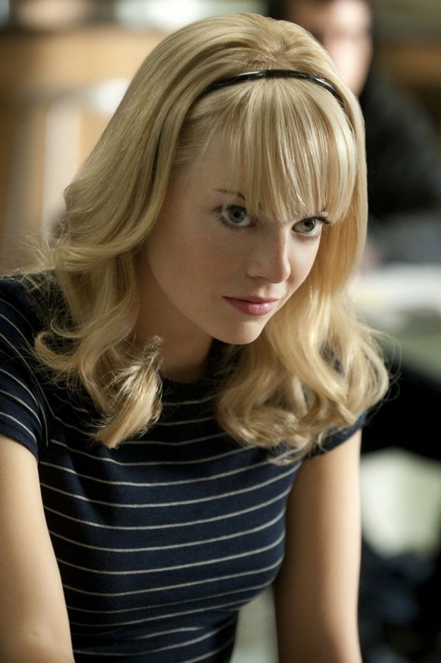 Emma Stone Featured In Two New Stills From The Amazing -7799