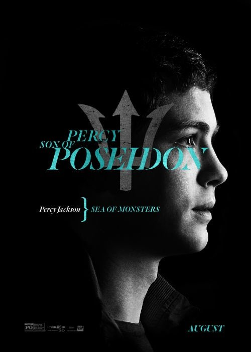 percy jackson sea of monsters debuts a stylish character banner. Black Bedroom Furniture Sets. Home Design Ideas
