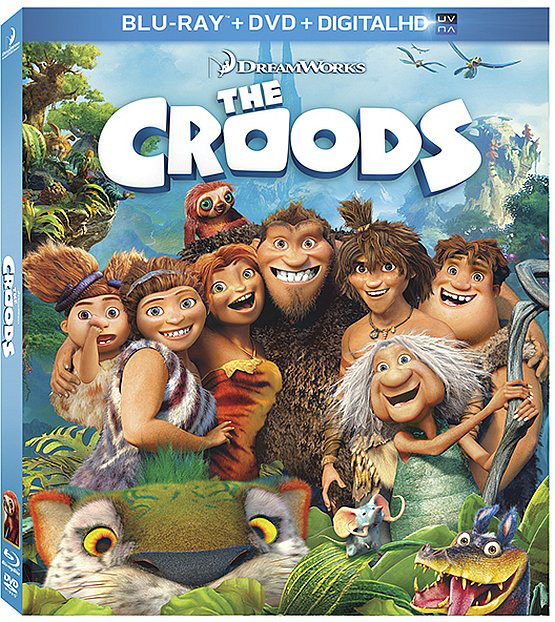The Croods 2 Movie: The Croods Hits Blu-ray And DVD On Oct. 1, Digital On Sept
