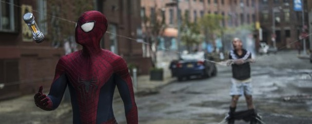 Marc Webb Screens 30 Minutes of The Amazing Spider-Man 2, Answers ...