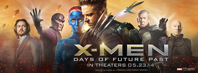 X-Men: Days of Future Past Scores $35.8 Million Opening Day
