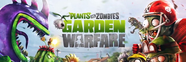 Plants vs. Zombies Garden Warfare Hitting PS4 and PS3 on August 19 ...