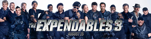 The Expendables 3 Gets a PG-13 Rating