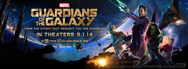Two More Guardians of the Galaxy Character Posters Debut