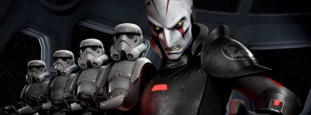Meet The Big Bad of Star Wars Rebels, The Inquisitor!