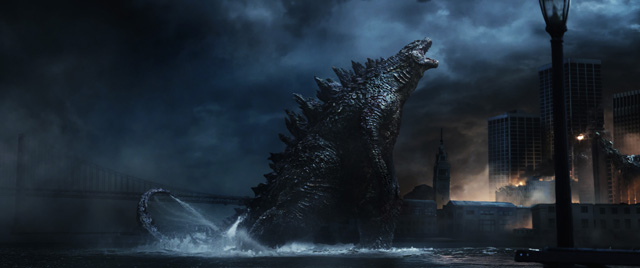 Godzilla Coming to DVD and Blu-ray in September