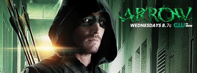 The First Images from Arrow Episode 3.01 Released!