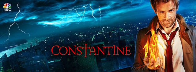 New TV Spot and Illustrated Poster for Constantine Debut