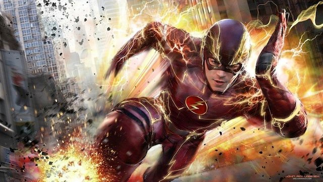 Watch a Clip from the Second Episode of The Flash