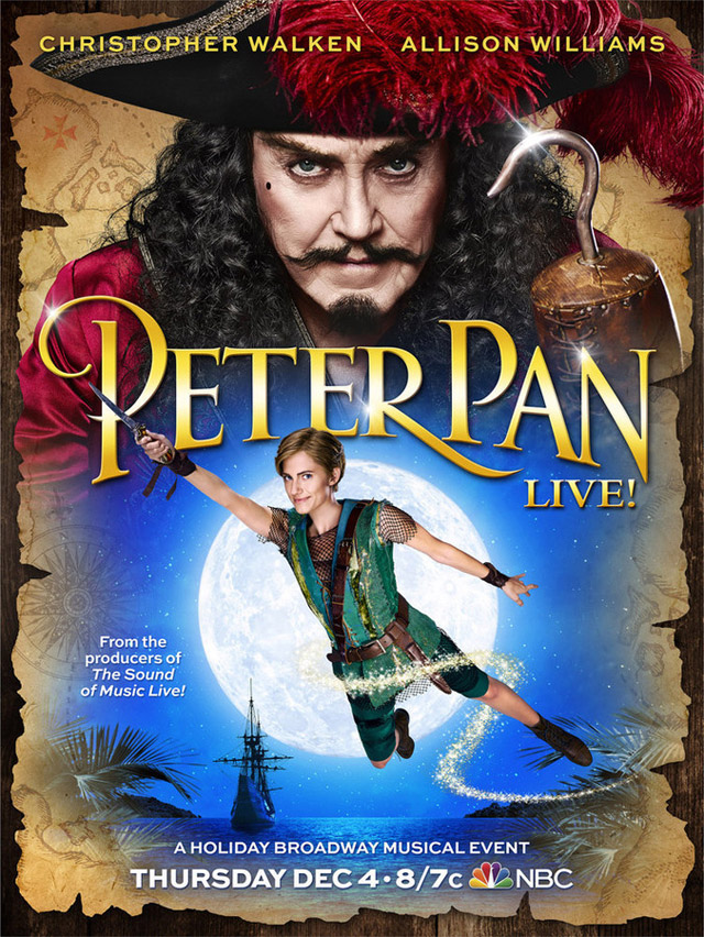 The Full Trailer for NBC's Peter Pan Live! - ComingSoon net