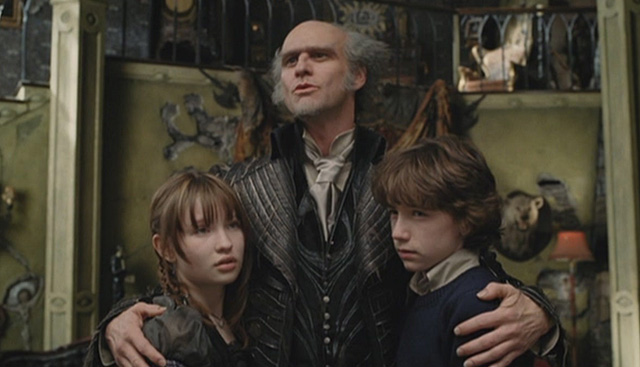 Netflix Hires Barry Sonnenfeld to Direct A Series of Unfortunate Events Series.