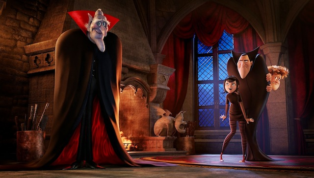 Poster for Hotel Transylvania 2