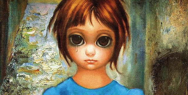 Big eyes movie - Tim Burton