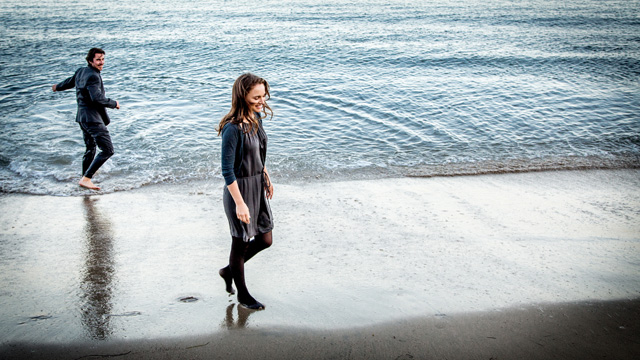 Exclusive Knight of Cups photos featuring Christian Bale, Cate Blanchett and Natalie Portman.