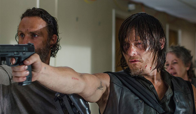 The Walking Dead Season 5 mid-season premiere promo