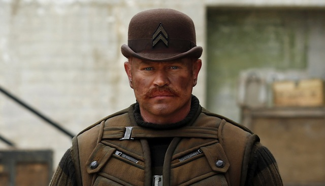 Dum Dum Dugan The Howling Commandos