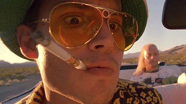 Fear and Loathing in Las Vegas Johnny Depp Mortdecai