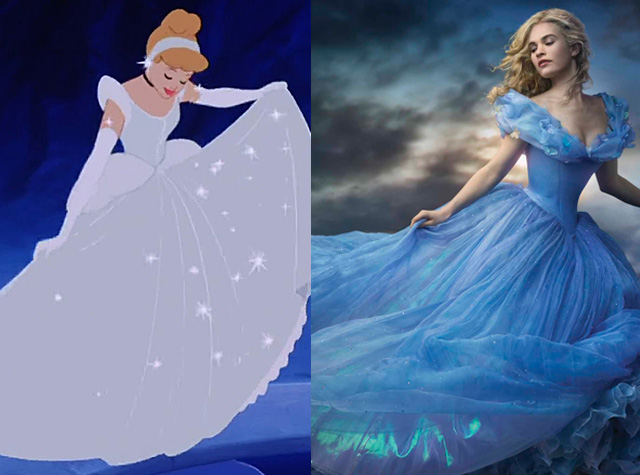 Will the upcoming live-action remake of Cinderella stay true to the 1950 classic?