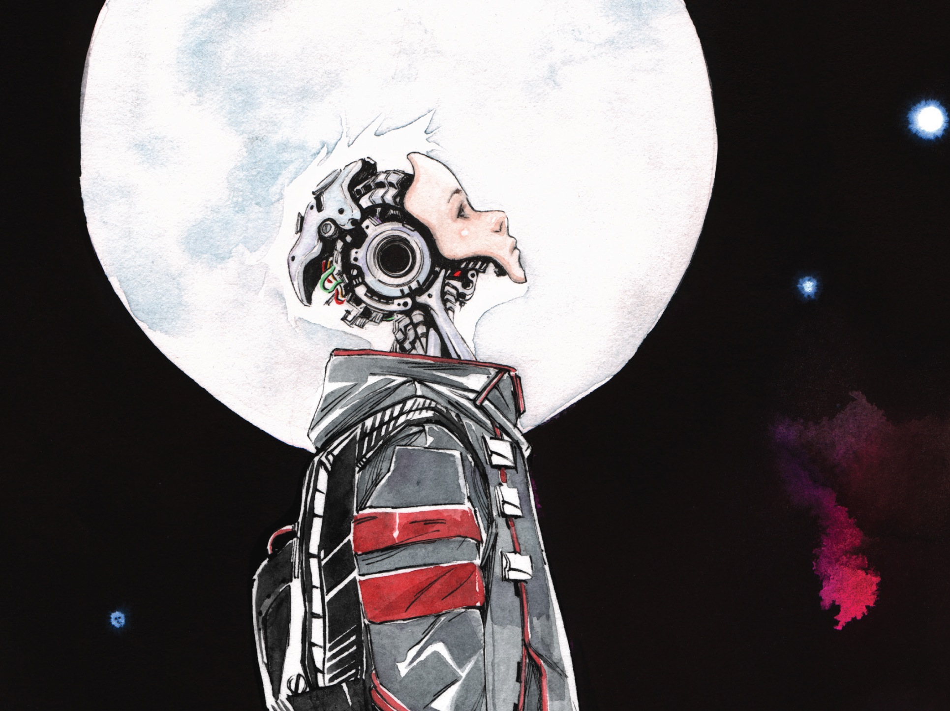 Sony Pictures Plans Comic Book Adaptation Descender