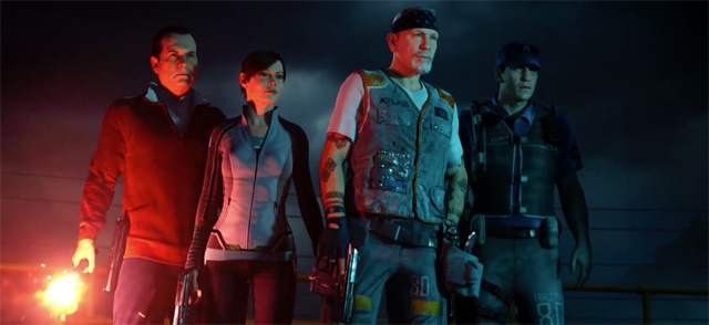 The new trailer for Call of Duty: Advanced Warfare Exo Zombies.