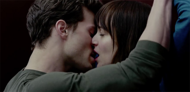 Elevator teaser – Fifty Shades of Grey fans excited to see more elevator action.