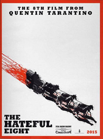 Filming begins for Quentin Tarantino's The Hateful Eight.