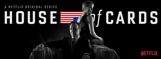 House of Cards Golden Globes official trailer