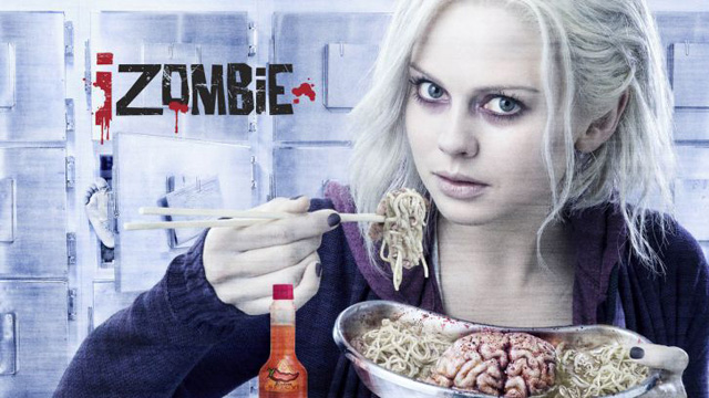 iZombie will premiere on The CW on March 17