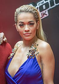 Rita Ora to sing at The Oscars.