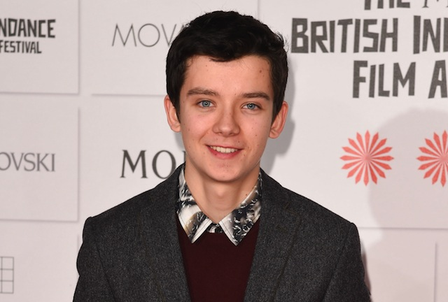 Asa Butterfield Out of This World