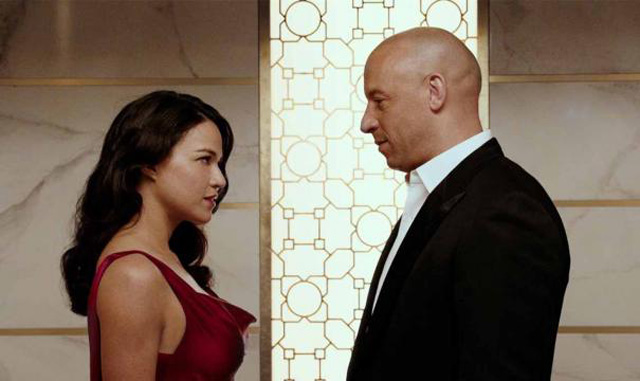 Absent from the second, third & fifth movies in the series, Michelle Rodriguez will reprise her role as Letty Ortiz in Furious 7.