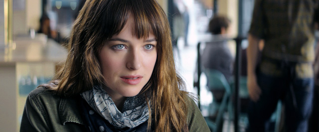 Fifty Shades of Grey film scraps Anastasia Steele's inner monologues.