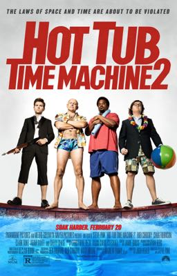 hot tub time machine 2 review