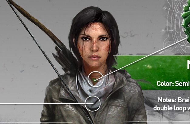 A Look At Lara Croft S Gear In Rise Of The Tomb Raider