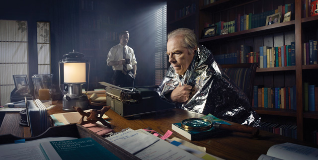 Michael McKean on Better Call Saul.