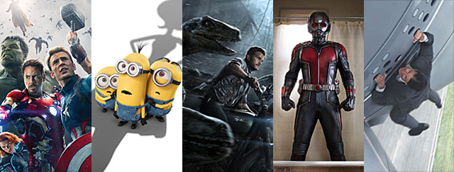 Summer 2015 Movie Preview