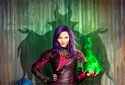 New Trailer And Photos From Disneys Descendants