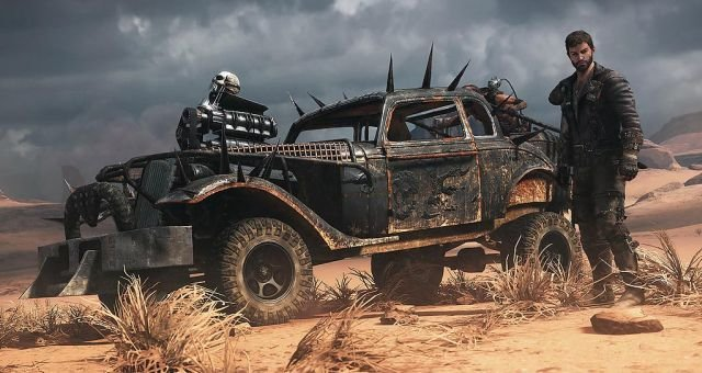 Gameplay Overview Trailer for Mad Max Video Game ...