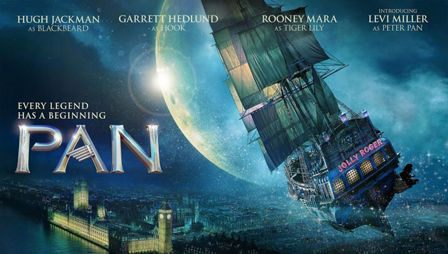 Pan Trailer: Watch New Footage from the Joe Wright Film.