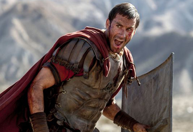 """Sony's TriStar Pictures has debuted the first trailer for Risen, starring Joseph Fiennes, Tom Felton (""""Harry Potter"""" films), Peter Firth and Cliff Curtis."""
