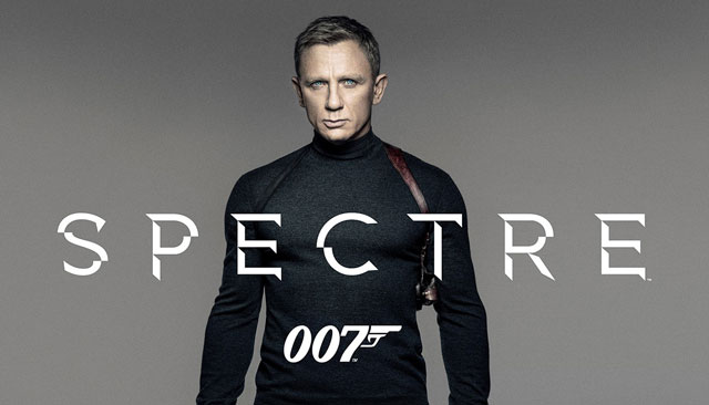 EON Productions, Metro-Goldwyn-Mayer and Sony Pictures debuted a new 60-second TV spot for the 24th James Bond movie, Spectre.