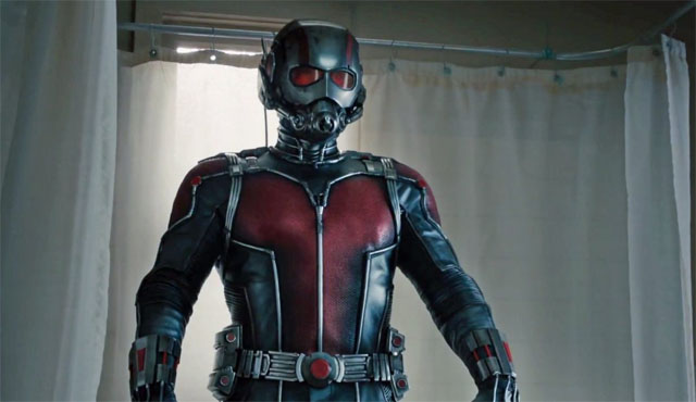 The origins of the costume are featured in our Ant-Man Trivia guide.