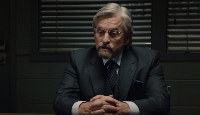 The Ant-Man cast includes Michael Douglas' Hank Pym.