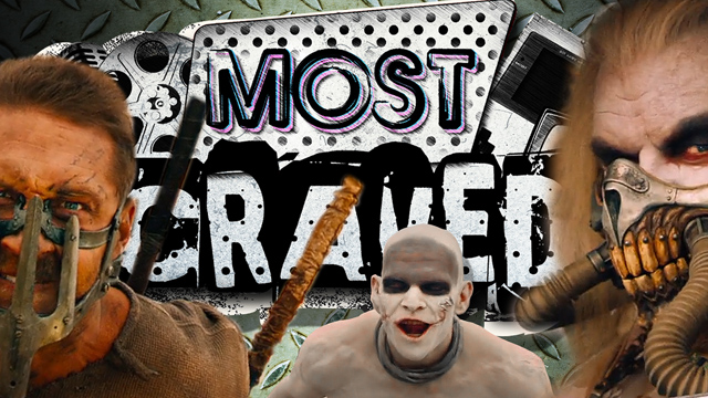 On the latest Most Craved, we're talking about Mad Max: Fury Road, The Fugitive and the upcoming fall slate of tv shows.