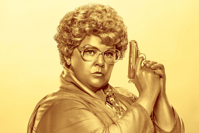 Check out five Spy clips from the new film starring Melissa McCarthy.